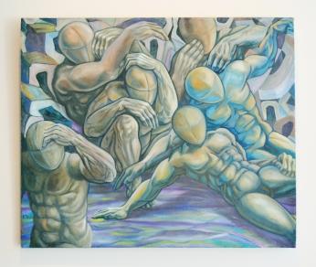 Carlos Tello: Down Fallen
