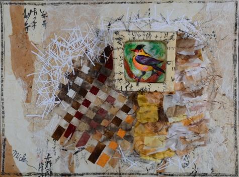 BirdSong 218-11 by Michi Susan