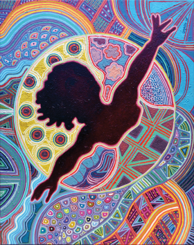 Dance VI by Edward Grady